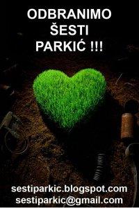 Učestvujte u odbrani svega ovoga lepog zelenog